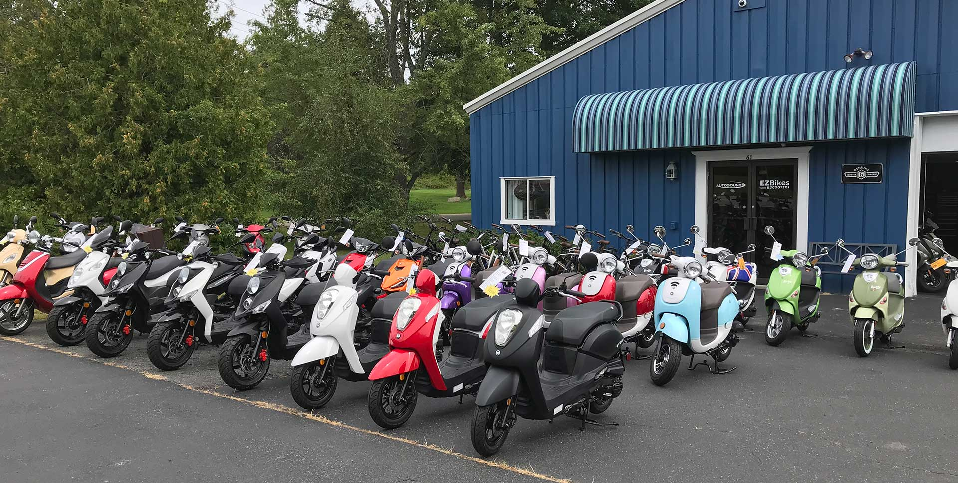 motor-scooters-sale-portsmouth