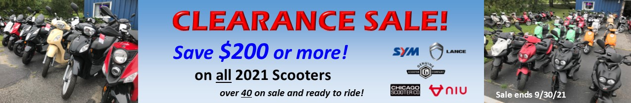 Clearance Sale $200 off 9-21